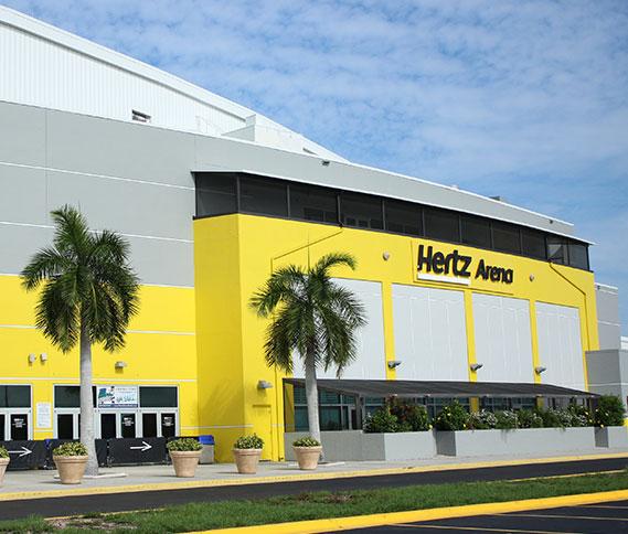 Hertz Arena
