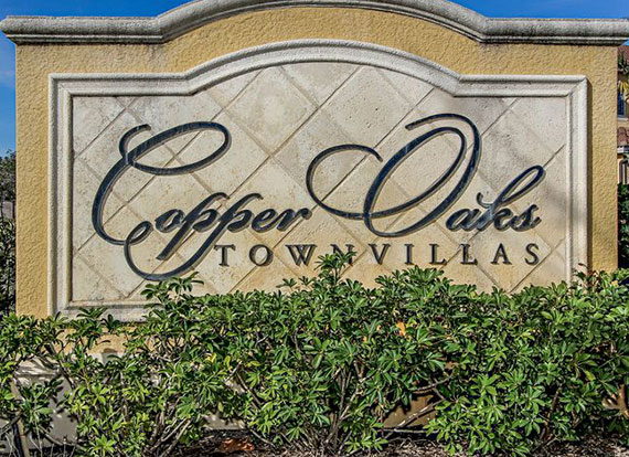 Copper Oaks, Estero Real Estate