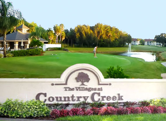 Country Creek, Estero Real Estate