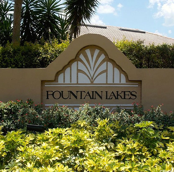 Fountain Lakes, Estero Real Estate