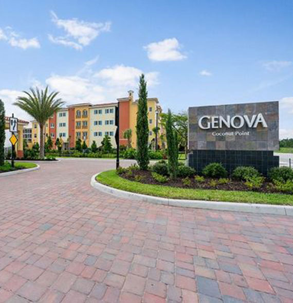 Genova, Estero Real Estate