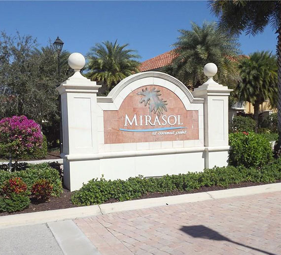 Mirasol, Estero Real Estate