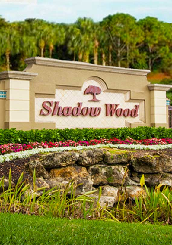 Shadow Wood, Estero Real Estate
