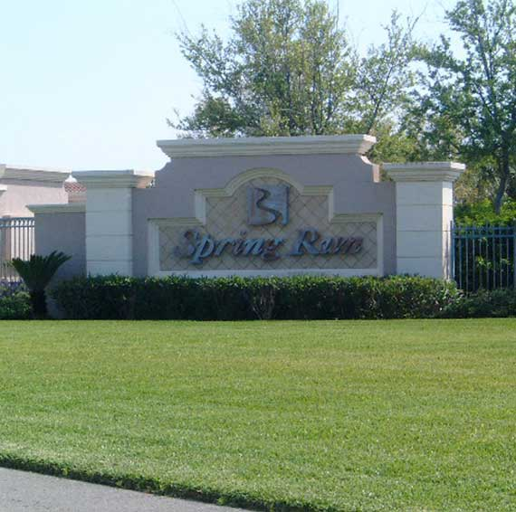 Spring Run, Estero Real Estate