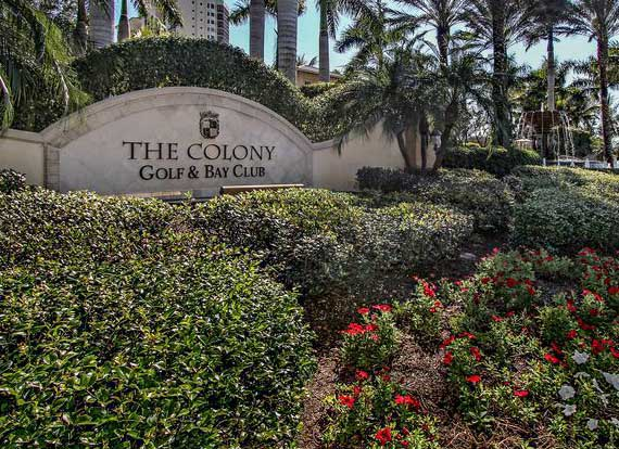 The Colony of Pelican Landing, Estero Real Estate