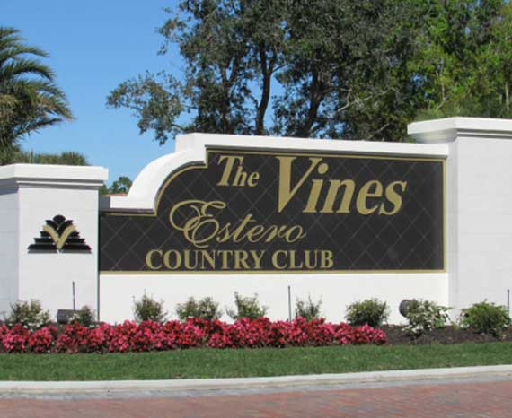 The Vines, Estero Real Estate