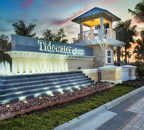 Tidewater, Estero Real Estate
