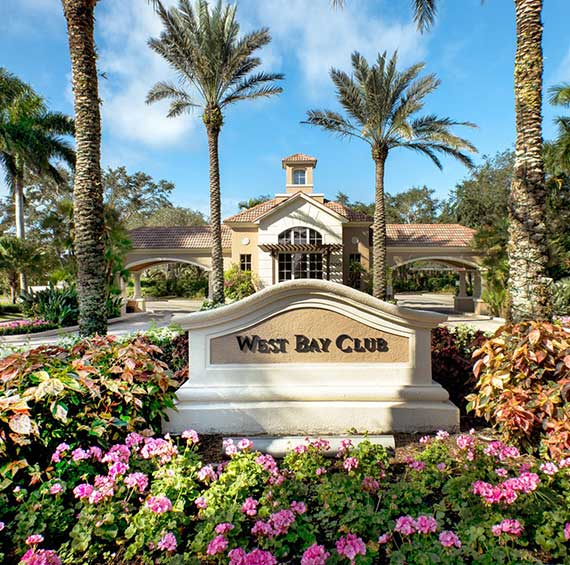 West Bay Club, Estero Real Estate