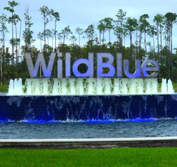 Wild Blue, Estero Real Estate