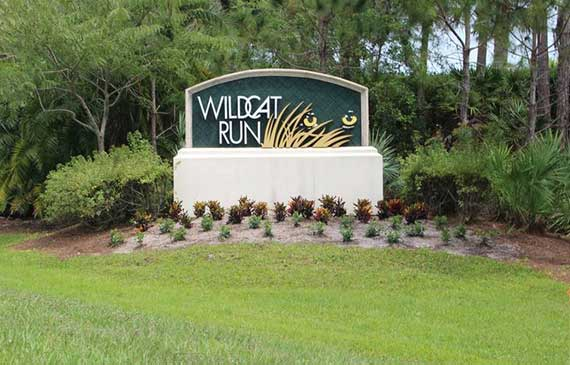 Wildcat Run, Estero Real Estate