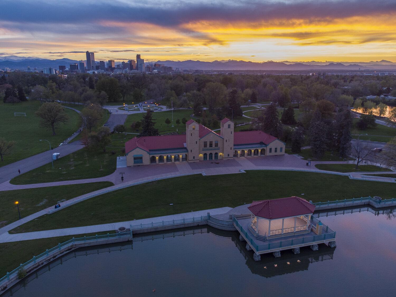 City Park Neighborhood Denver Homes For Sale Park