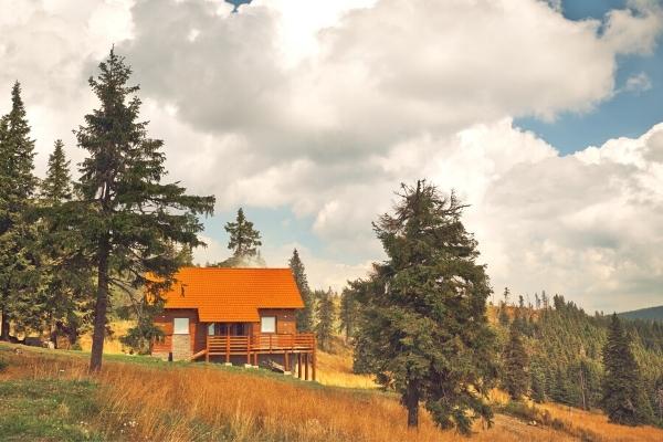 Colorado Mountain Getaway House