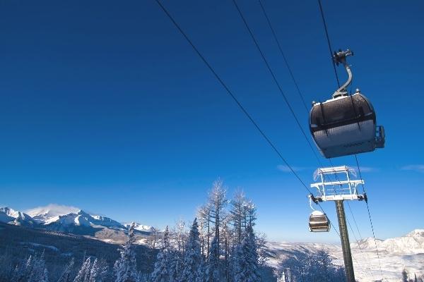 Colorado Mountain Getaway Ski