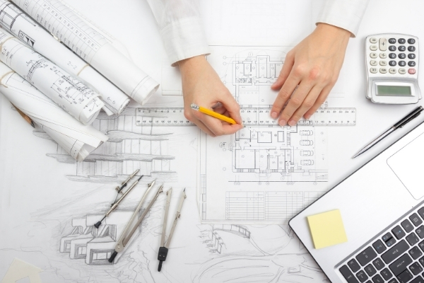 Commission Rebate on New Construction Plans