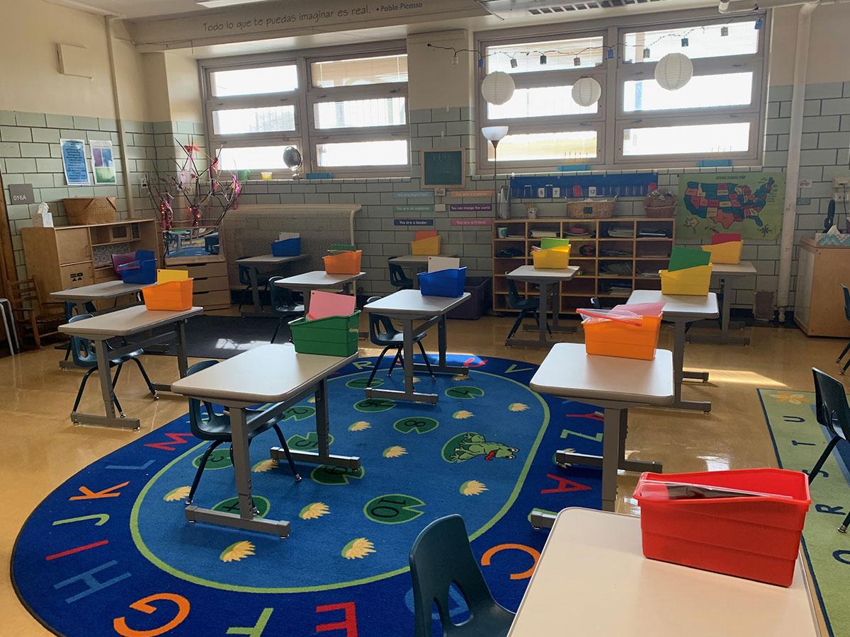 Creativity Challenge Community School Denver Homes For Sale Classroom