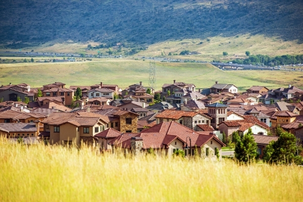 Denver Metro Homes on Large Lots Houses
