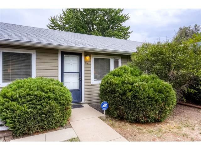 MLS listing of this house for sale close to Downtown Denver under $350,000