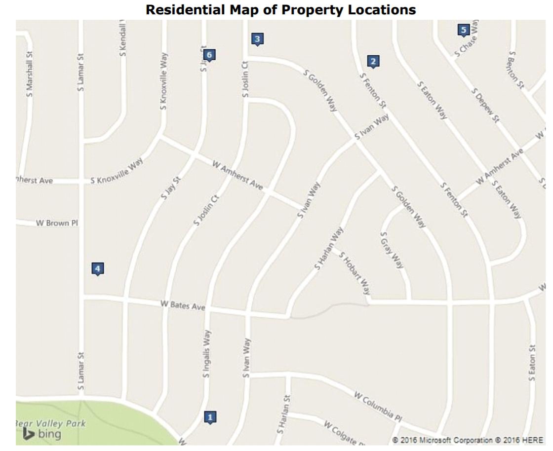 Denver Realtor Reviews Investor Home Ideas Bear Valley Neighborhood