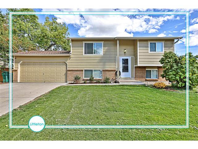 Denver Realtor Reviews Litleton Home For Sale MLS Listing 6082 S Garland Way