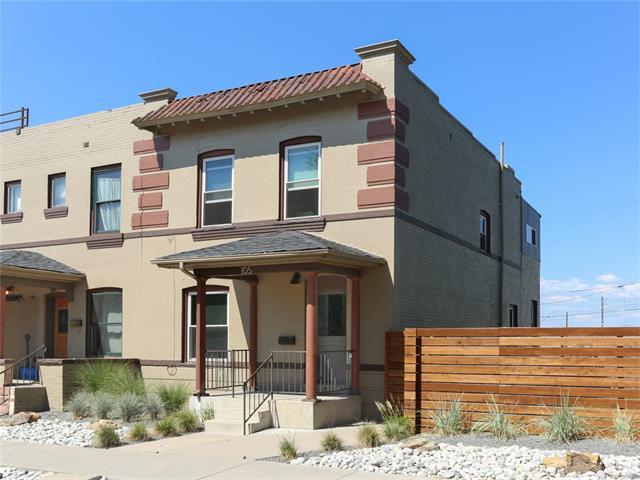 Historic Denver Row Homes