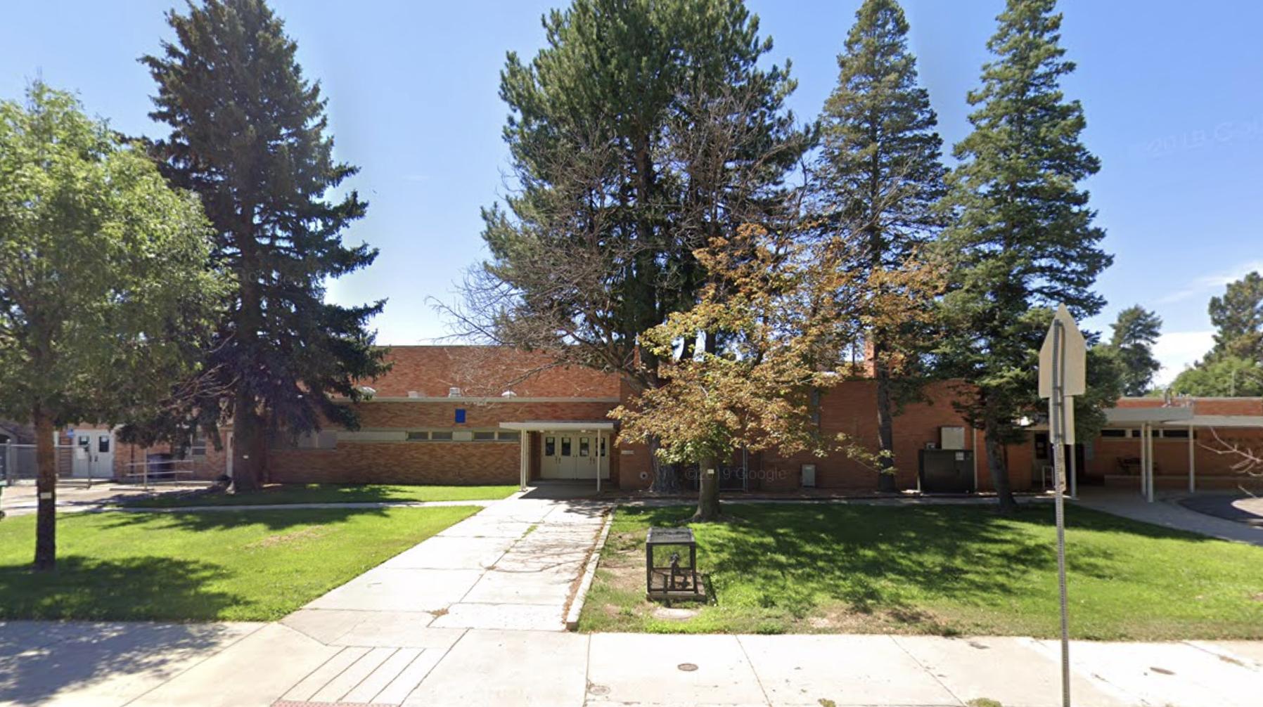 Odyssey Charter Elementary School Denver Homes For Sale Building