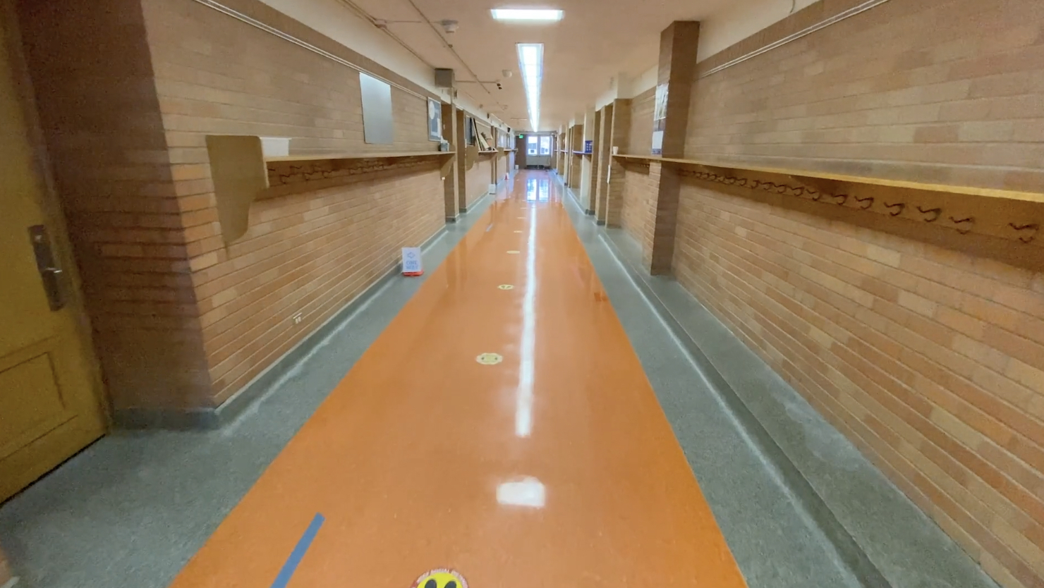 Odyssey Charter Elementary School Denver Homes For Sale Hallway