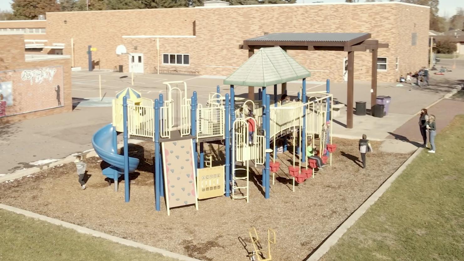 Odyssey Charter Elementary School Denver Homes For Sale Playground