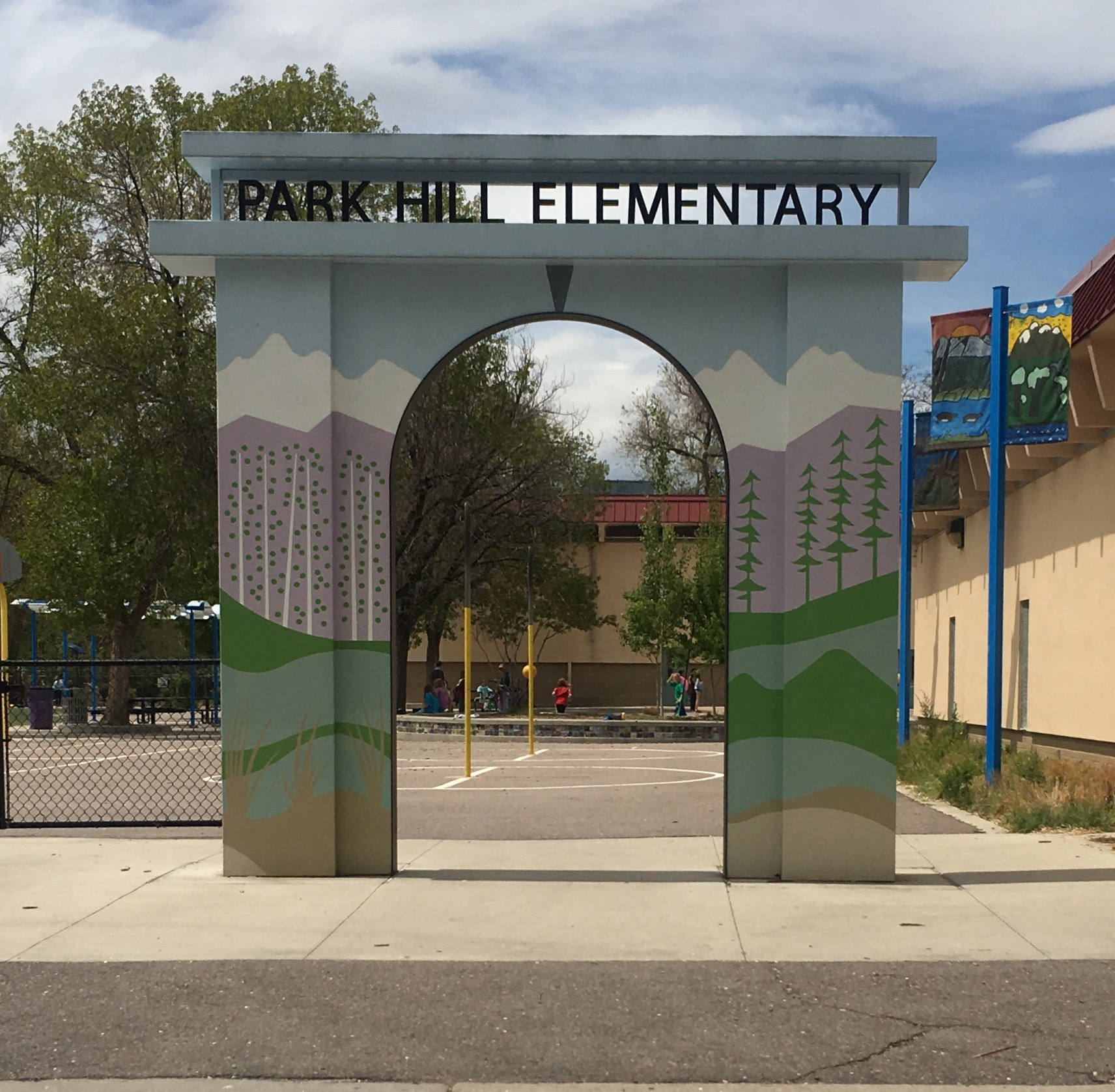 Park Hill Elementary School Denver Homes For Sale Arch
