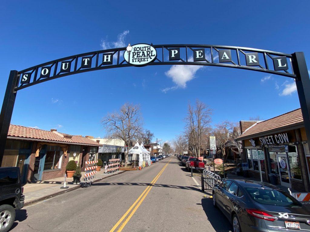 South Pearl Street Denver Homes For Sale Sign