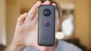 Virtual Real Estate Agent For Home Buyers In Colorado - Insta360 One X Camera
