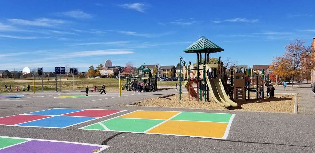 Westerly Creek Elementary School Denver Homes For Sale Playground