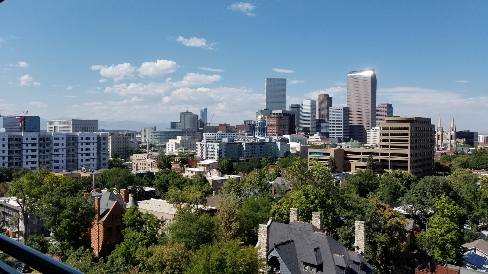 Pictures Of Downtown Denver