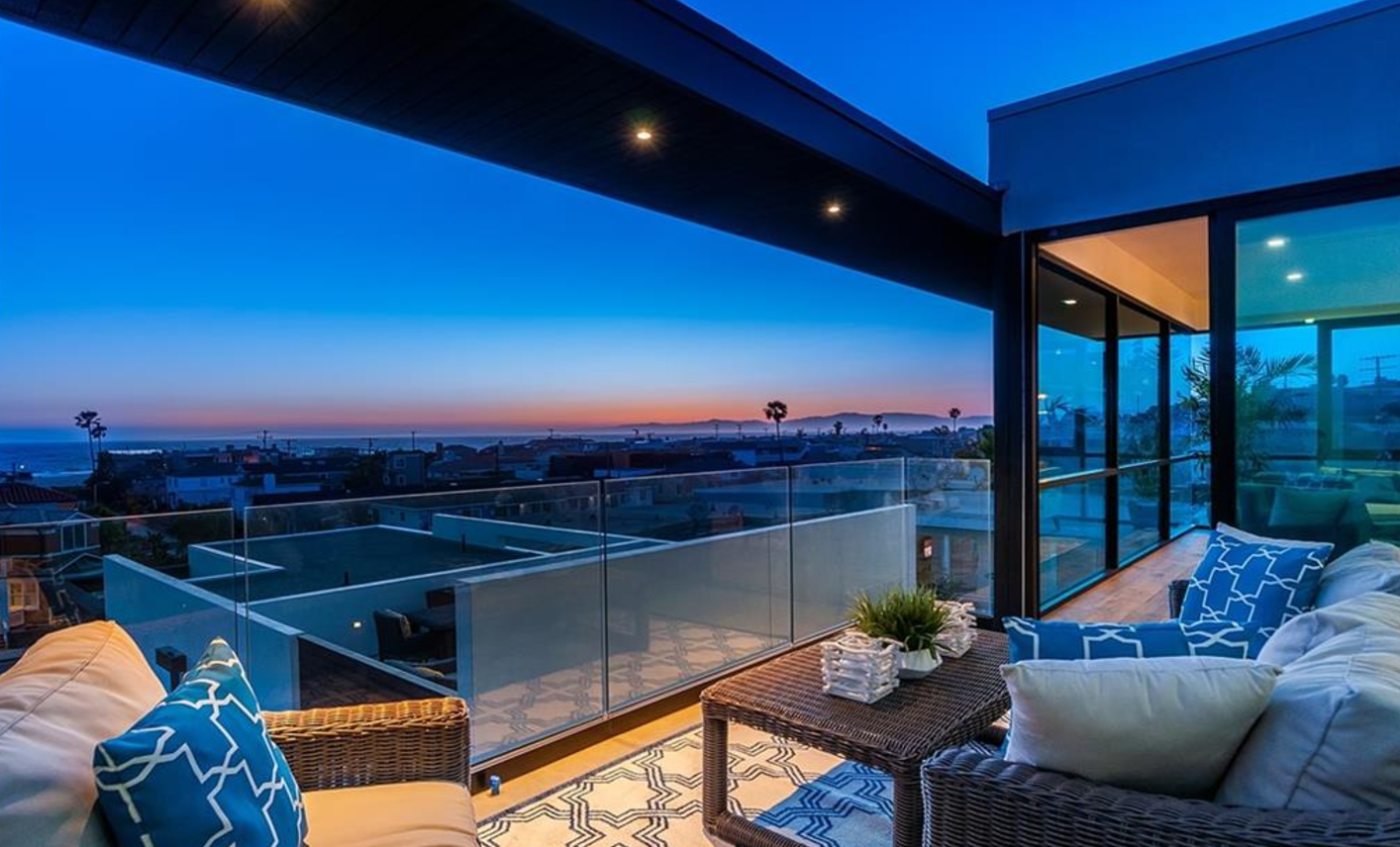 Hermosa Beach New Construction Townhome
