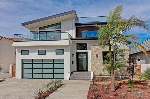 Modern Redondo Beach House