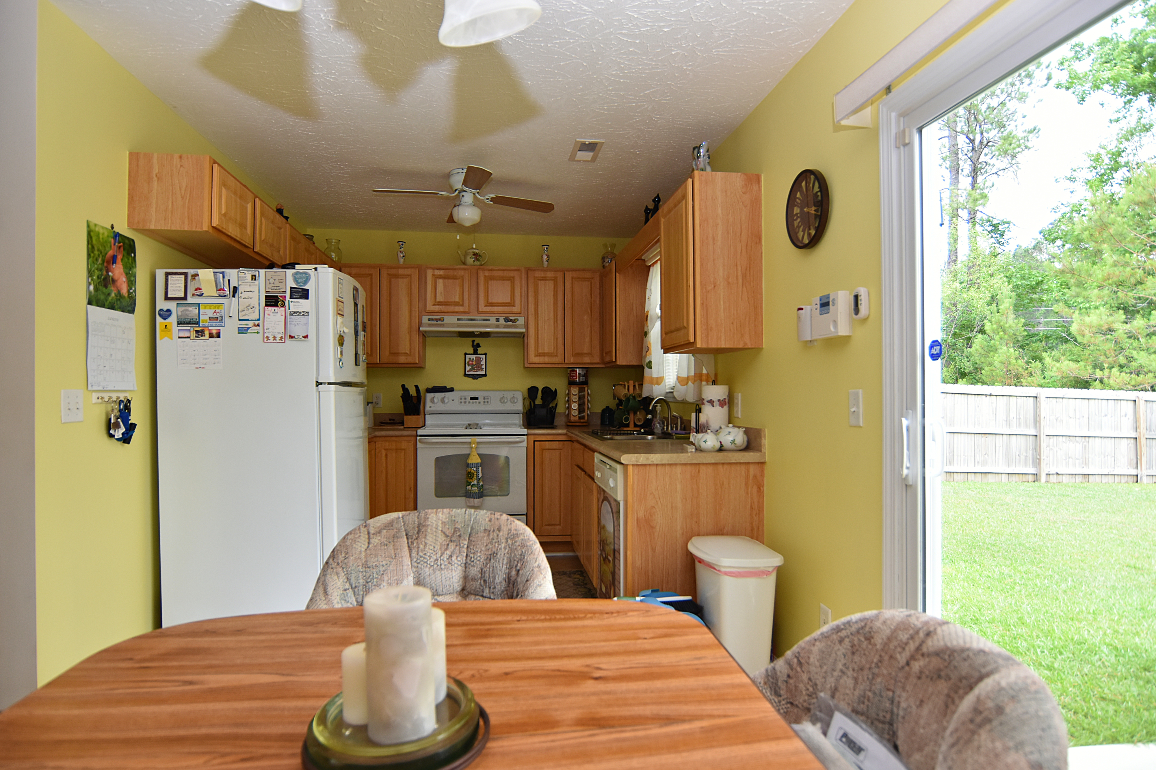 9481 Huckabee Drive Kitchen View
