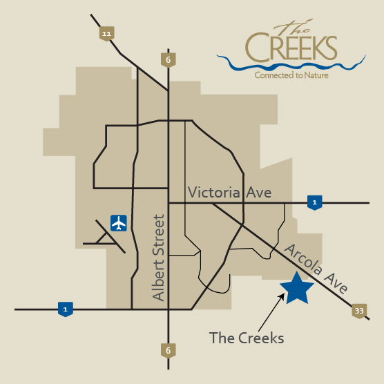 The Creeks Homes for sale