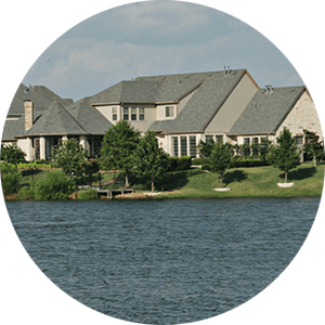 Lake Area Homes for Sale