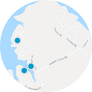 Hidden Cove Real Estate Map Search