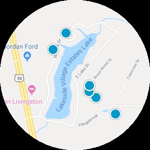Lakeside Village Estates Real Estate Map Search