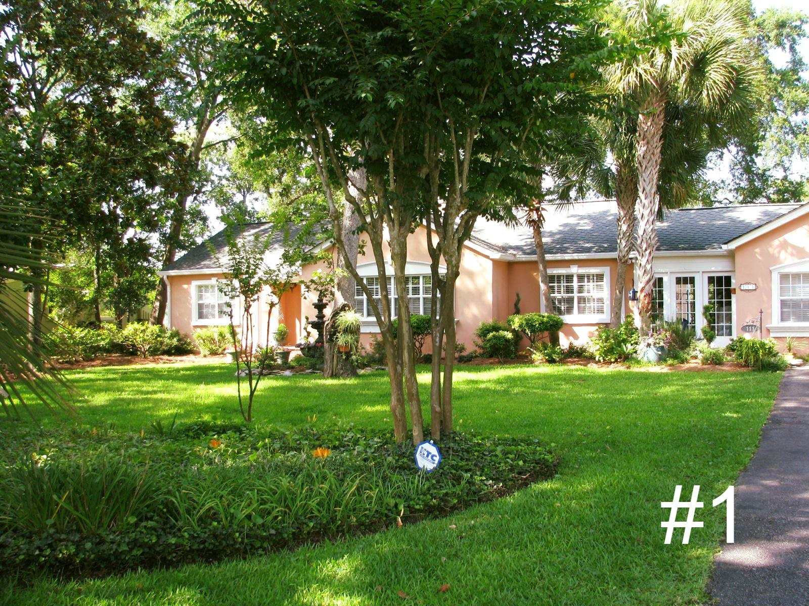 "RE/MAX Ocean Forest ""Yard of the Month"" June 1"