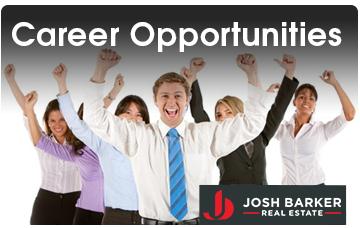 Career Opportunities - Josh Barker Real Estate Advisors