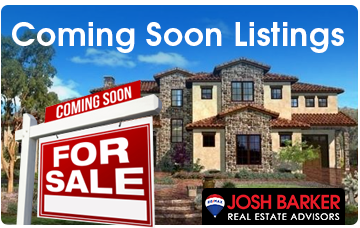 Coming Soon Listings