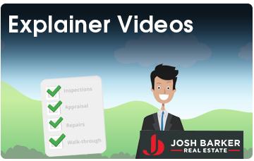 Josh Barker Real Estate Advisors Marketing Plan