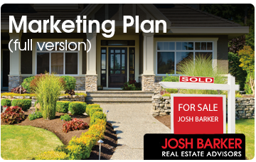 Marketing Plan - Josh Barker Real Estate Advisors