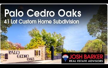 Palo Cedro Oaks Subdivision | Shasta County