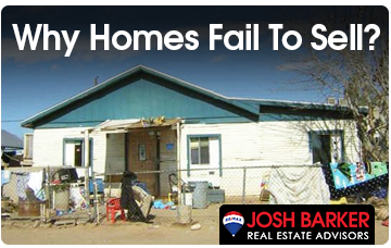 Why Do Properties Fail To Sell - Josh Barker Real Estate Advisors