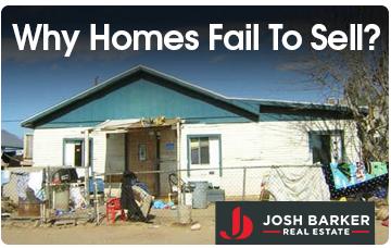Why Do Properties Fail To Sell - Josh Barker Real Estate Advisors