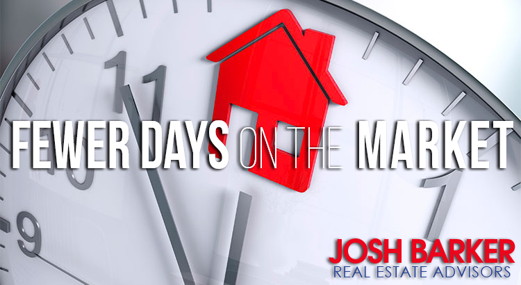 Average Days on Market Drops in Shasta County