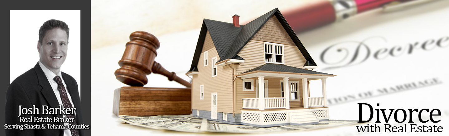 Shasta County Real Estate in Divorce