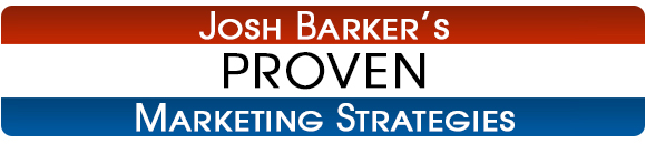 Josh Barker Real Estate Advisors - Proven Marketing Strategies